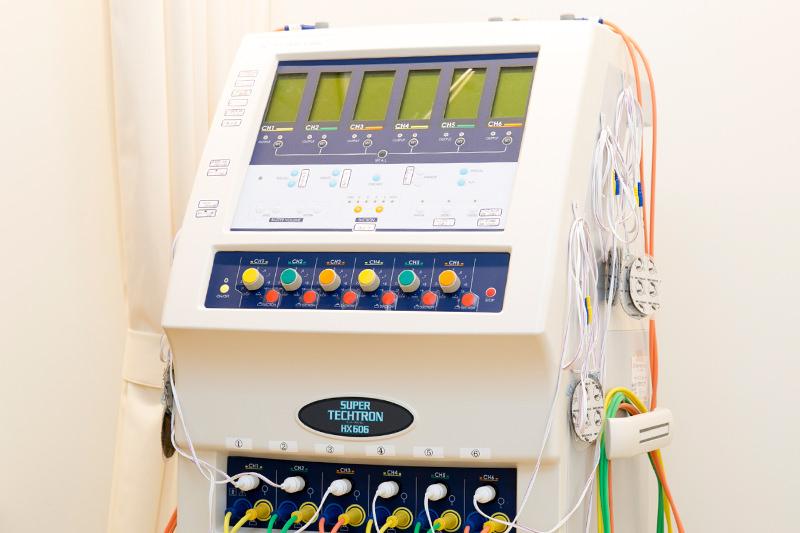 高周波治療器(SUPER TECHTRON HX606)